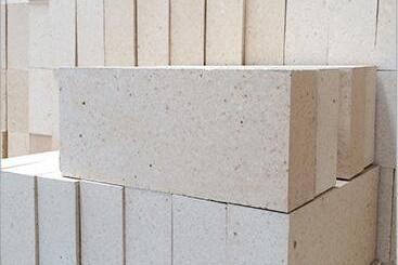 Anti - Spalling Fire Proof Brick For Cement Kiln / High