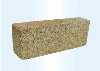China Standard Insulating High Alumina Brick / Low thermal conductivity heat Resistant Bricks supplier
