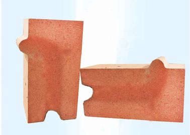China Red Fire Clay Bricks High Temperature Resistant Customized Special Shaped supplier