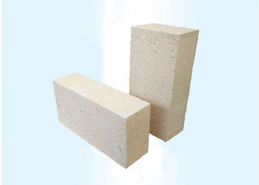 China Standard SK36 SK37 80% Al2O3 High Alumina Bricks For Industrial Furnace White Color supplier