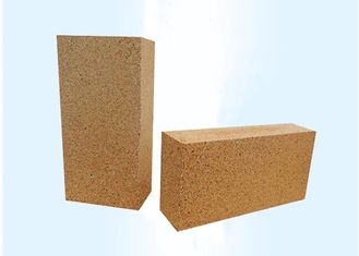 China Red Anti - Erosion Kiln Refractory Material Shock Resistance 230*114*65mm supplier