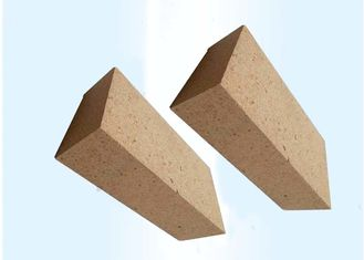 China Slag Resistant Anti Fire High Alumina Refractory Brick 65% Al2O3 Standard supplier