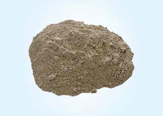 65% Al2O3 Castable Refractory Material / Plastic Refractory For Furnace Wall Lining