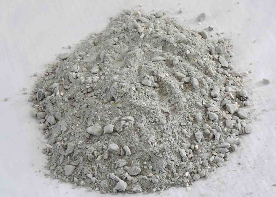 Wear Resistance Castable Refractory Cement / Gray Castable