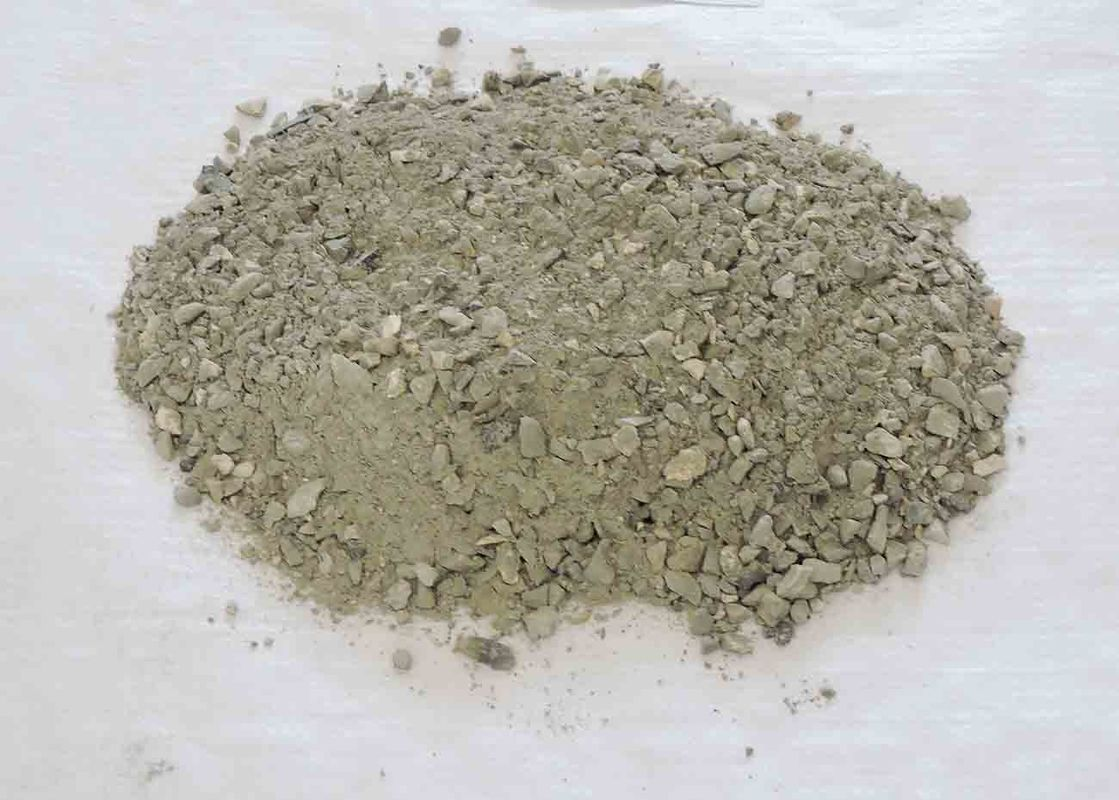Low Cement Castable Refractory Cement For Industrial Furnaces High Dense