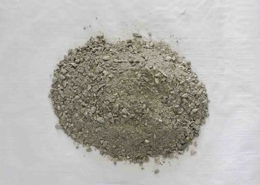 China High Alumina 75%Al2O3 Heat Resistant Cement / Refractory Cement Mix Gray distributor