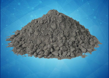 China Clay Bonded Fireproof Cement Mix / Industrial Furnace Heat Resistant Cement Mix distributor
