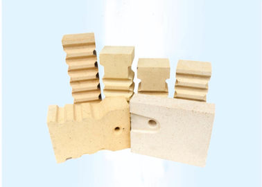 China High Temp Resistant Refractory Fire Bricks White With 85% Al2O3 High Density distributor
