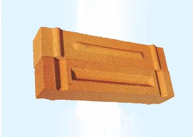 China Heteromophic Furnace Insulating Refractory Brick Good Thermal Stability 2.45g/Cm3 distributor