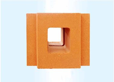 China SK 32 Red Fire Clay Bricks For Kiln Lining Shock Resistance , CE Certificate distributor