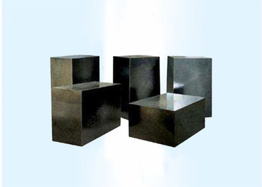 China Black Low Porosity Fire Proof Brick Al-Mg-C Brick For Steel Ladle Lining distributor