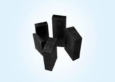 China Steel Ladle Magnesia Carbon Bricks High Strength And Good Slag Resistance distributor