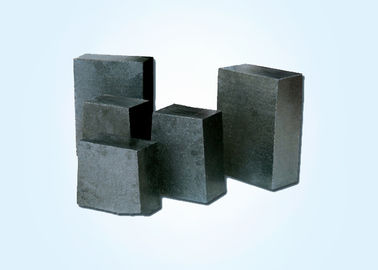 China High Strength Magnesia Refractory Bricks , Insulating Fire Brick Good Slag Resistance distributor
