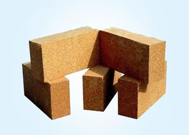 China Heat - Proof Magnesia Refractory Bricks In High Temperature Tunnel Kiln distributor