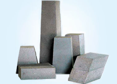 China Refractory Magnesia Calcium Fire Proof Bricks Special For VOD Furnace distributor