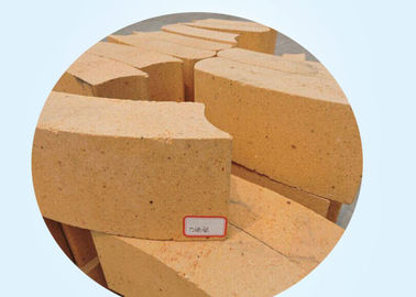 China N - 2a Fire Clay Bricks Refractoriness 1730 Degrees Customized Size distributor